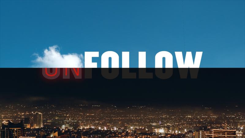 Follow / Unfollow