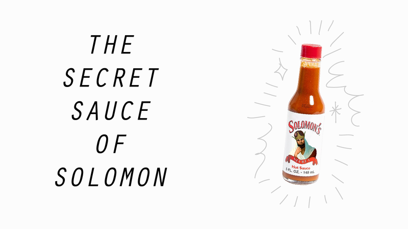 The Secret Sauce of Solomon