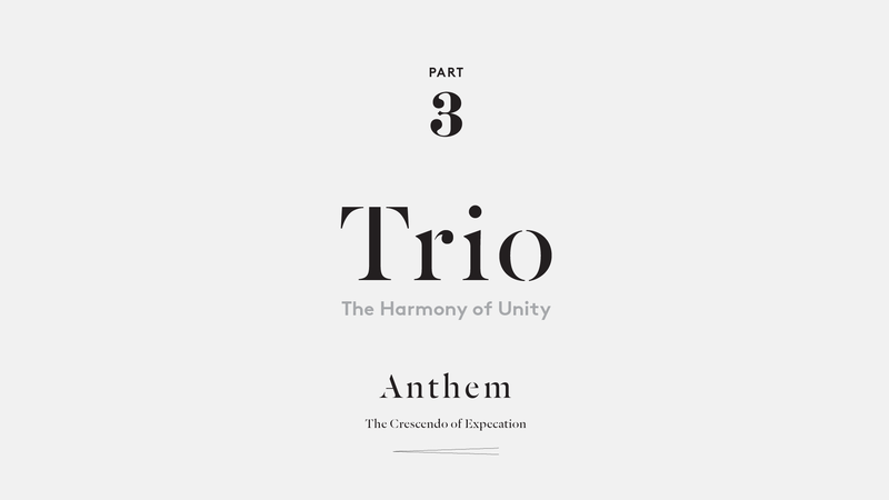 Trio – The Harmony of Unity