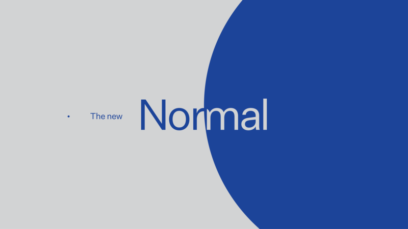 The New Normal –Part 8